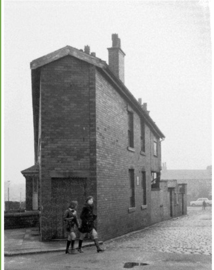 Radcliffe, Knowles St workshops 1968