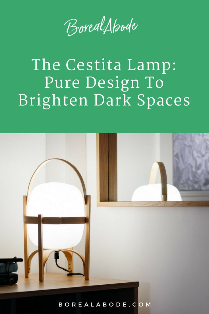 Never underestimate the influence of a small lamp. Sometimes, that's all you need to transform a space in seconds — and with no mess. The Cestita lamp designed by Miguel Milá follows it's a classic. A true Spanish mid-century modern piece you can own today. Let's discover what makes it special.