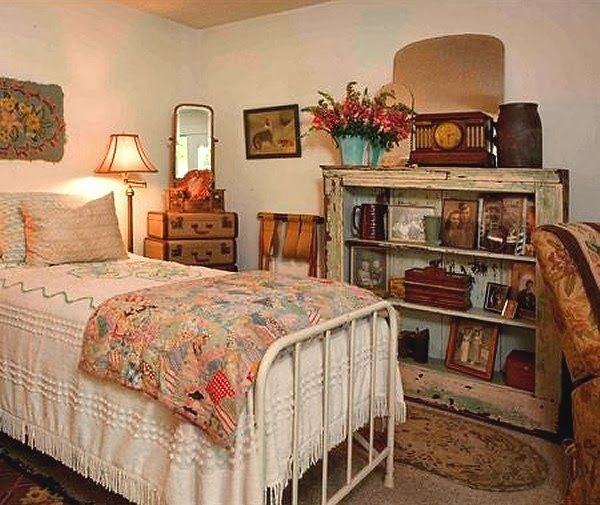 17 best ideas about vintage style bedrooms on pinterest bedroom vintage vintage bedroom decor - Vintage bedroom decor ideas ...