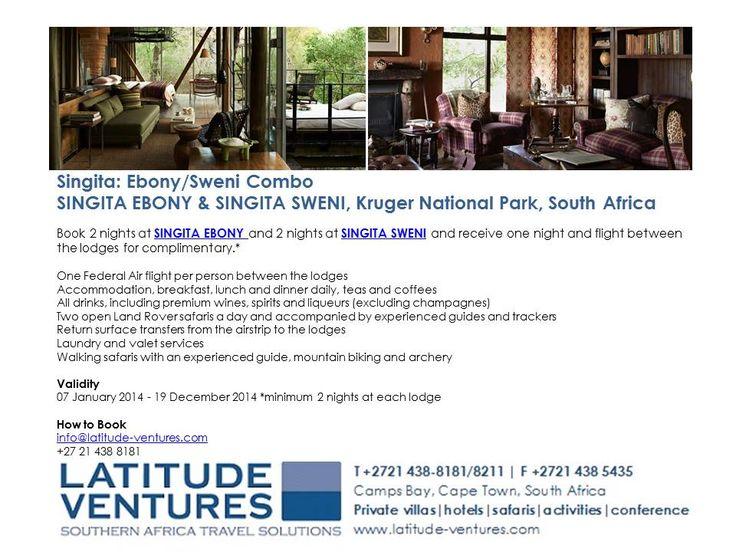 #Singita #SouthAfrica #Safari