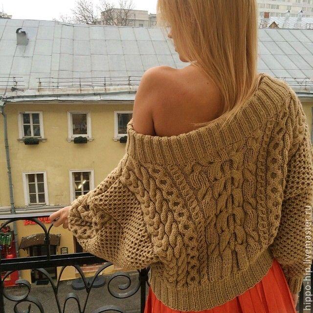 62 best Свитер . images on Pinterest | Stricken, Knit crochet and ...