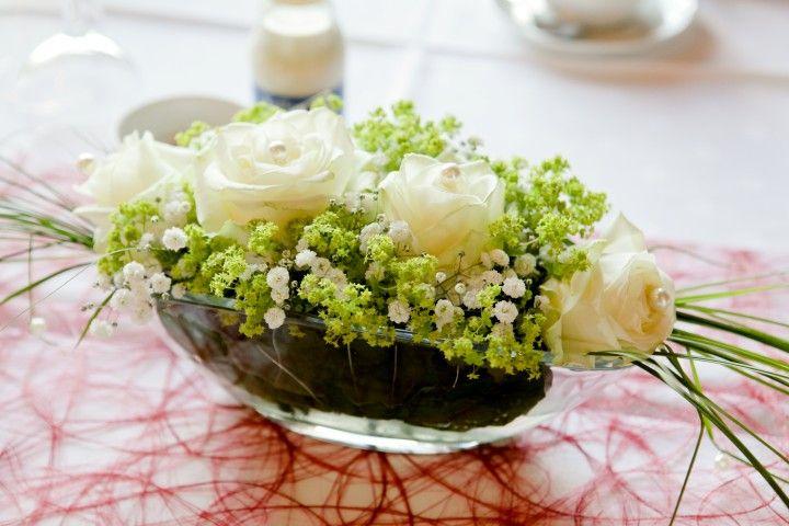 Klassische Tischdekoration Blumengestecke Hochzeit Tischdekoration Tischdekoration Hochzeit