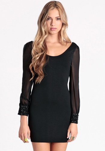 simple black dress: Cans T Living, Bohemian Clothing, Bohemian Dresses, Little Black Dresses, Boho Clothing, Music Festivals, Chiffon Dresses, Rider Dresses, Midnight Rider