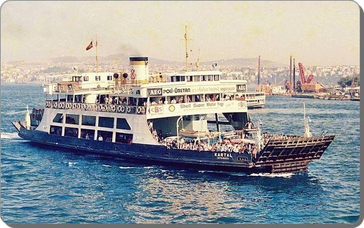 Kartal Araba Vapuru - 1980 ler