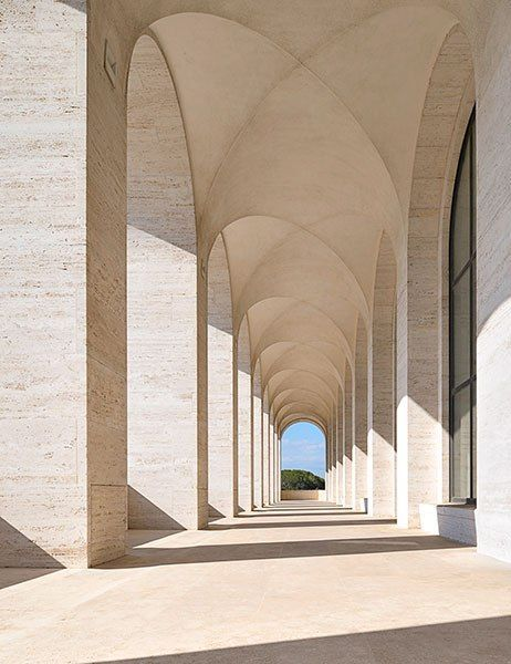 Marcello Piacentini, palazzo della civiltà italiana