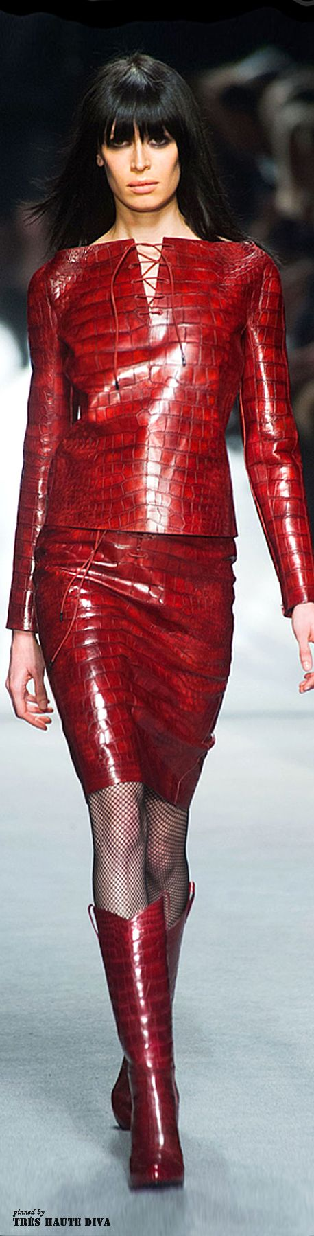 #London FW Tom Ford Fall/Winter 2014