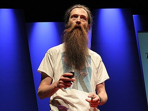 Aubrey de Grey: A roadmap to end aging via TED