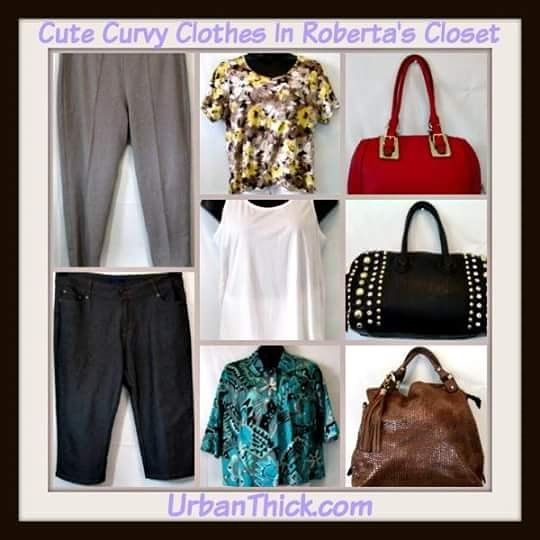 #POSTING - soon at UrbanThick.com in Roberta's Closet! #handbag #pants #slacks #trousers #curvy #curves #plussize #plussizeclothes #trendy #stylish #fullfigure #supercute #shop #onlineshopping #store #boutique #fashion #shop #sell #buynow #avaialbletoday #cuteclothes #skirts #size2x For details click/copy the link below: http://ift.tt/2mg4Qwe