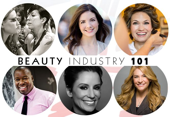 6 professionals give us their best advice on landing a job in the beauty industry.