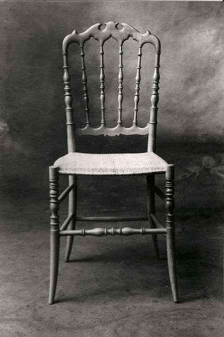 La sedia chiavarina inspiration behind gio ponti 39 s - Sedia leggera gio ponti ...