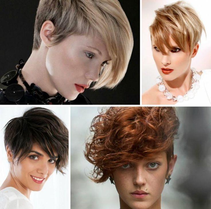 Kullanmaktan Zevk Alacağınız Asimetrik Saç Modelleri