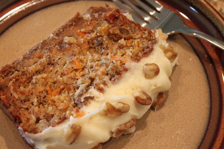 Banana & Carrot Cake : Halogen Oven Recipes