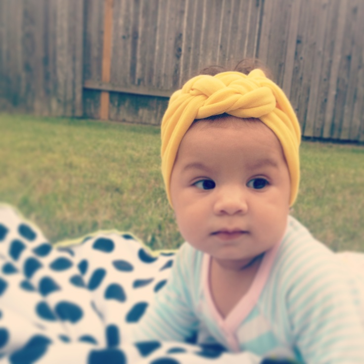 Celtic Knotted Baby Turban Baby Stuff Pinterest