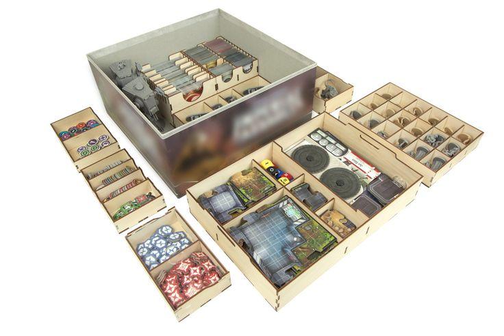 the cavern box organizer 2