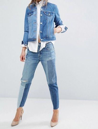 Τρίτο blog post αφιερωμένο σε jeans και για σήμερα έχουμε ταDenim Patchwork Trousers! Η μόδα που έχει πάρει έμπνευση απο τα μπαλώματα των ρούχων εφαρμόζεται και στα τζιν! Διάλεξα ένα ακριβότερο απ…