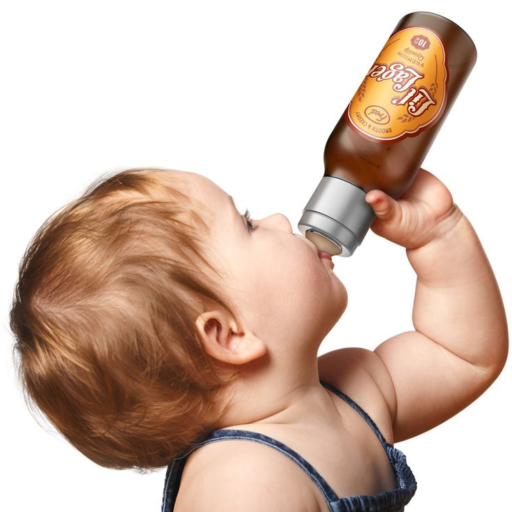 Every Baby Needs A Li'l Lager