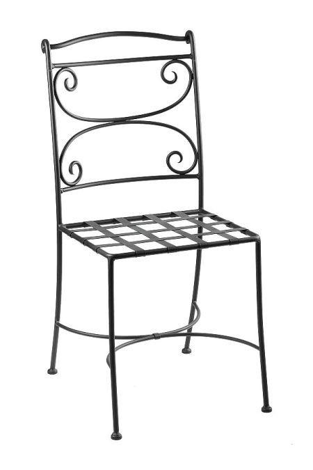 Oltre 25 fantastiche idee su Sedie in ferro battuto su Pinterest ...