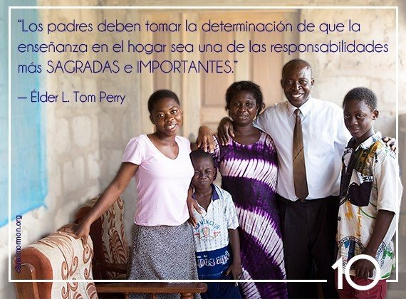 El año pasado, el presidente Monson anunció la construcción de dos templos nuevos: Tucson, Arizona y Arequipa, Perú; donde se sellan las familias por la eternidad.  Aprende más acerca de la importancia de las familias que crían hijos en el Evangelio. #Templos #Familias