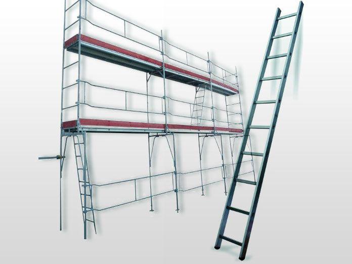 Travail en hauteur : minimiser les risques grâce à un équipement adapté #Construction