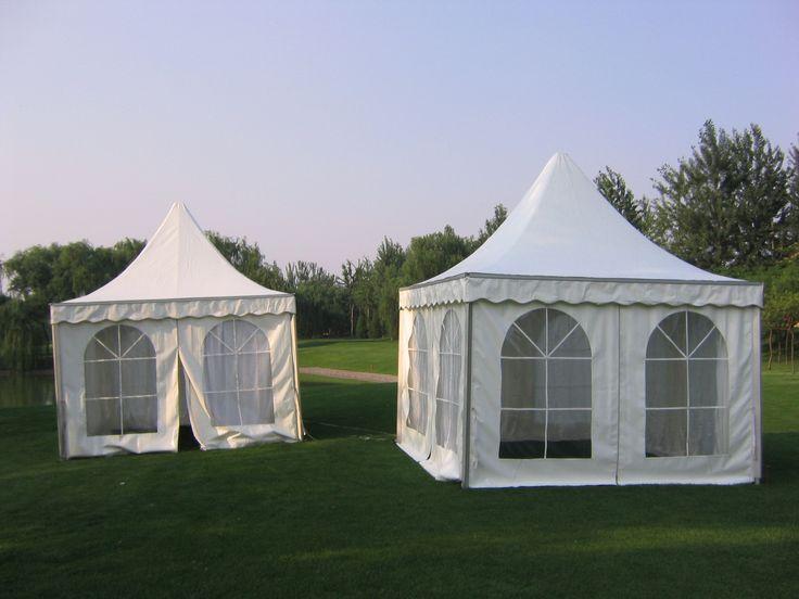 Shelter Tent | Carpa Pagoda | Carpa Recepción | Salón Tienda