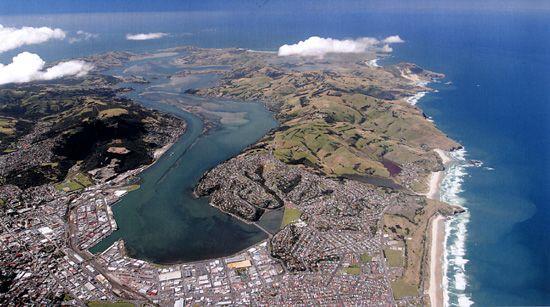 Dunedin New Zealand