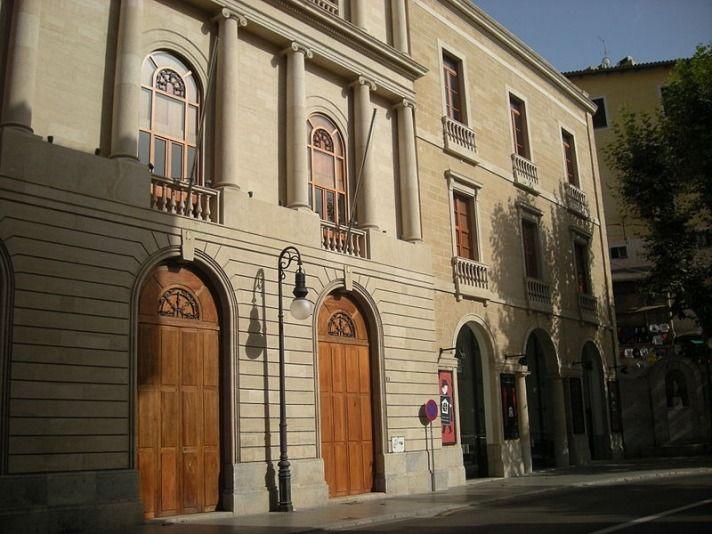 Teatro Principal, Palma di Mallorca, Spain