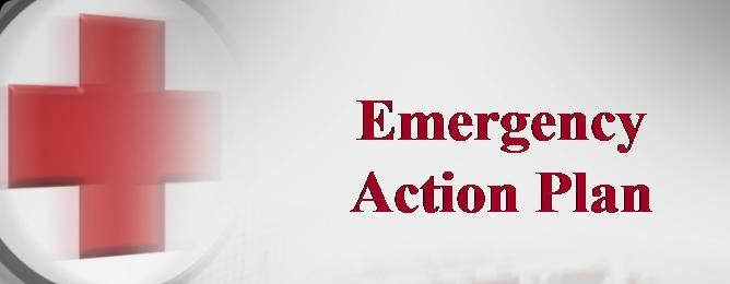 Emergency Action Plan - Contact At (877) 840-2444 Emergency - emergency action plan sample