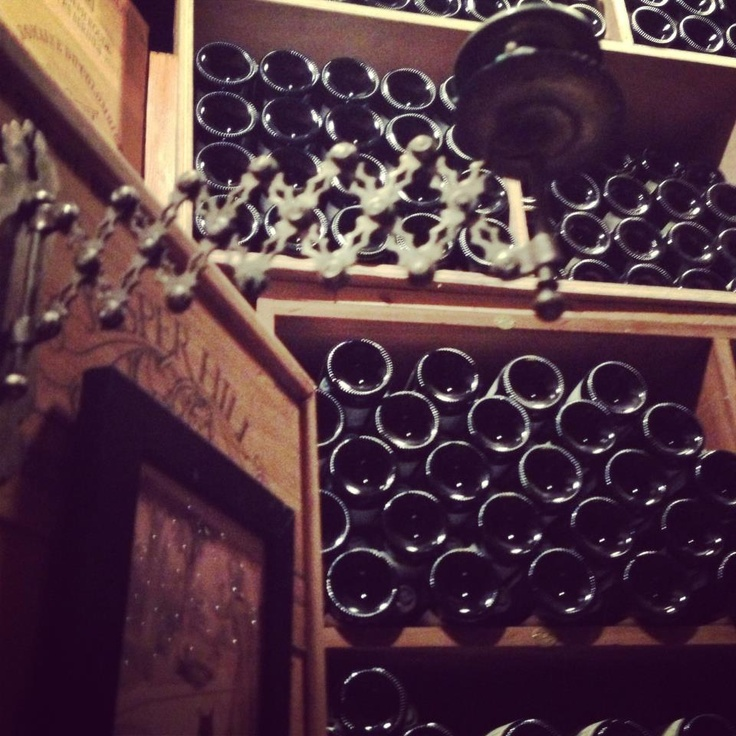 Wine Cellar# Four Seasons George V