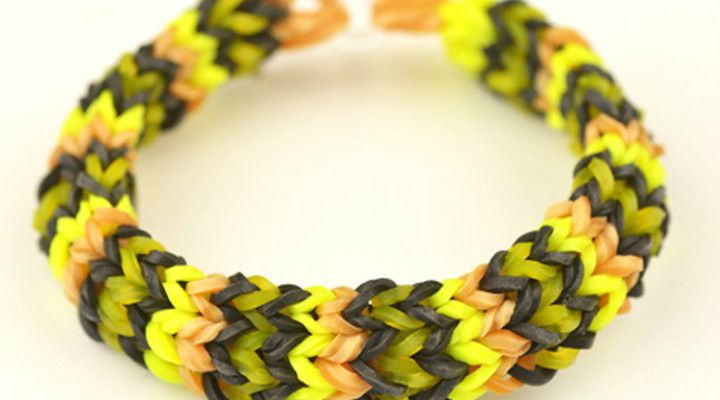 Had Python | Loom Bands návody