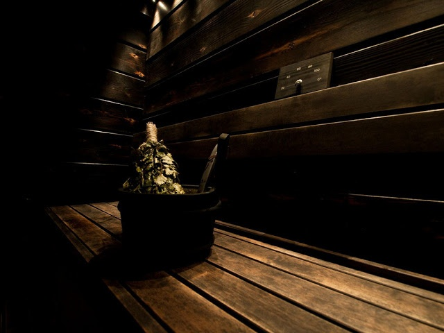 Eurohostel has a completely renewed sauna in central Helsinki.