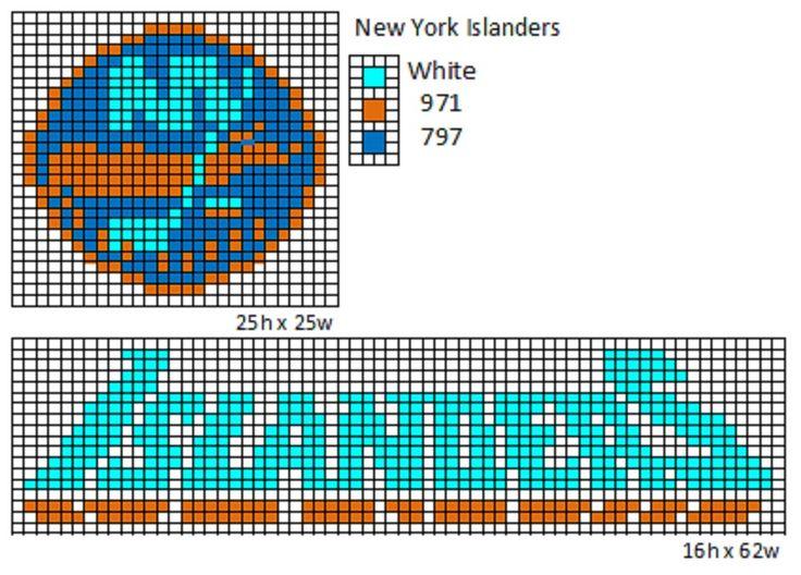 New York Islanders by cdbvulpix.deviantart.com on @deviantART