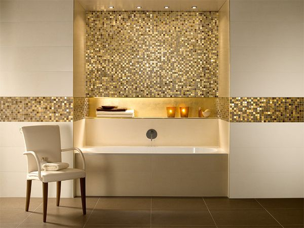Here Are 20 Ideas to Add Gold in Your Bathroom   Home ...