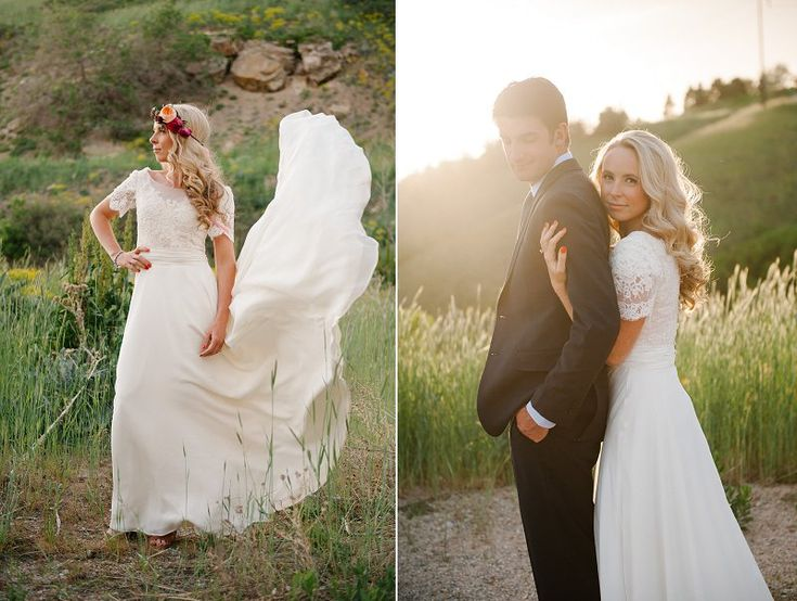 326 best Modest Wedding Gowns V images on Pinterest | Modest ...