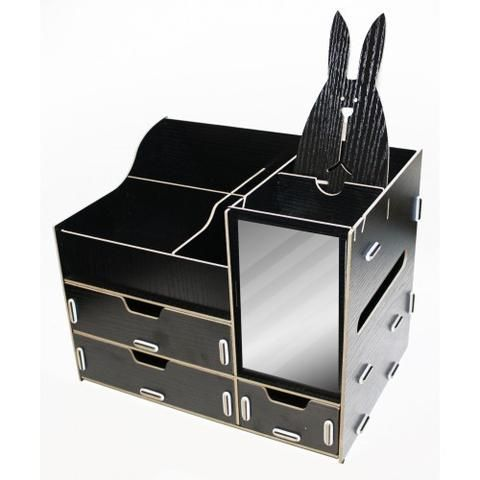 Desk Chest - Desktop And Dresser Organizing Unit with Drawers For R164.99 Including Delivery
