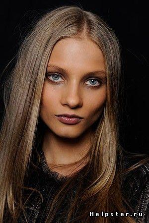 Светло русый цвет волос фото