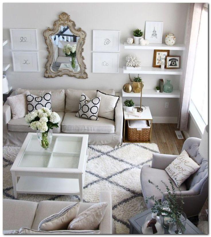 50+ Cozy Living Room Setup On Budget Part 45