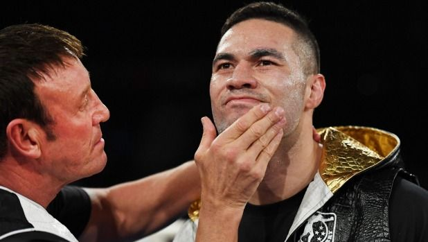 Joseph Parker holds more dangers to Anthony Joshua than Wladimir Klitschko say UK boxing experts - Stuff.co.nz