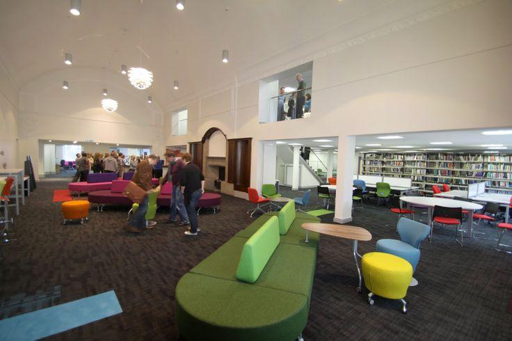 Social Learning Centre - University of Hull