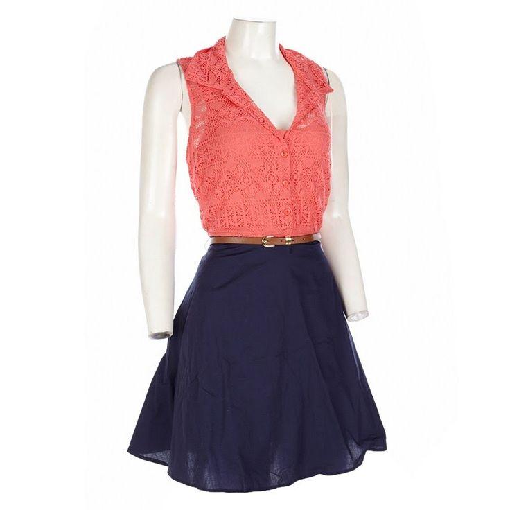 Popular Crochet Top Shirt Dress Jr Casual Dresses Juniors Burlington Coat Factory