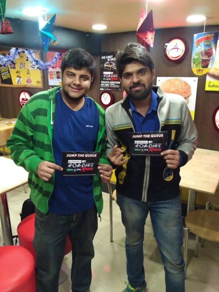 Wow! Momo is happy to announce the winners of MTV Roadies Xtreme