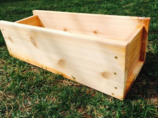 How to Build a Window Box Planter – Easy Beginner DIY