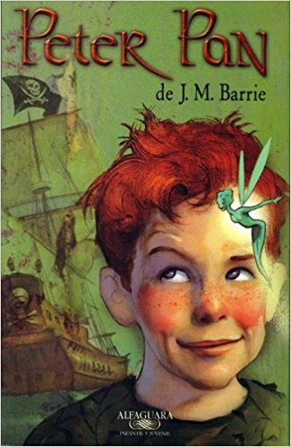 Peter Pan by J. M. Barrie Streaming Audio Book