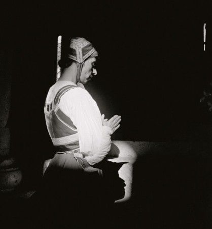 Uta, desulese in preghiera 1959