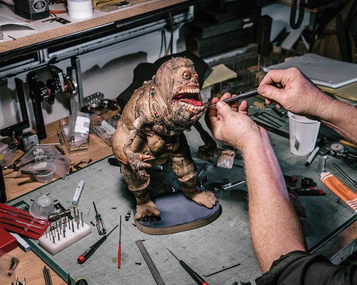 Master of Creatures - The California Sunday Magazine