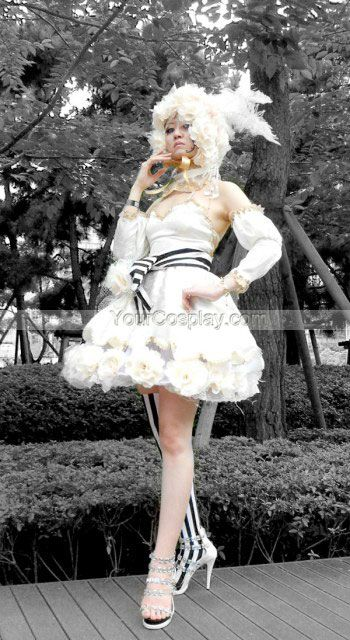 Cheap Doll Costume from black butler cosplay, Black Butler Cosplay, Cosplay Costumes