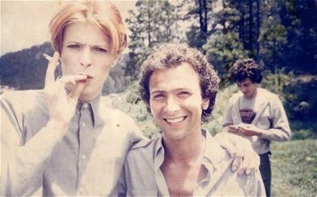 #davidbowie #1975 #the #man #who #fell #to #earth #thomas #jerome #newton