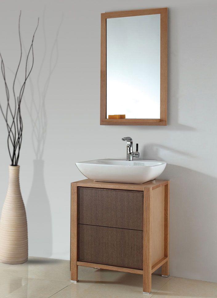 Photo Gallery On Website Abel Contemporary inch Vessel Sink Bathroom Vanity