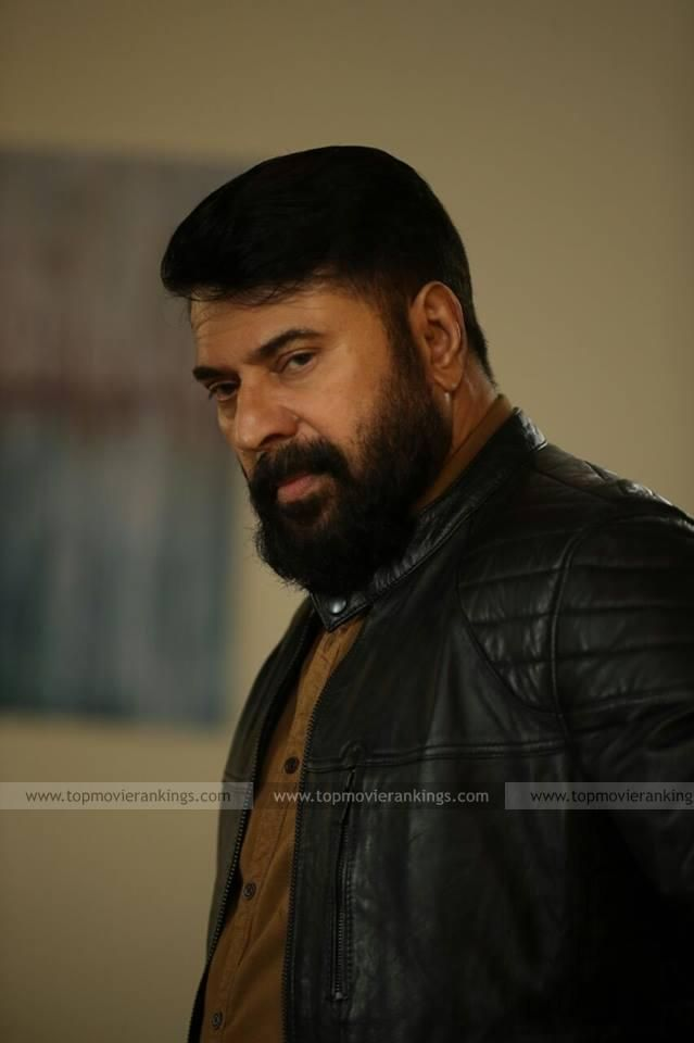 4301-Mass beard look Mammukka Find out the stills and posters of the 2017 Malayalam movie The Great Father starring Mammootty, Sneha, Aarya, Anikha in importa