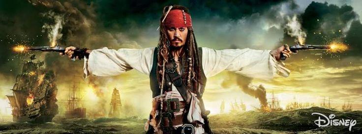 FinC: Kapten Jack Sparrow akan kembali menghibur kita!!  Pirates of the Caribean: Dead Men Tell No Tales