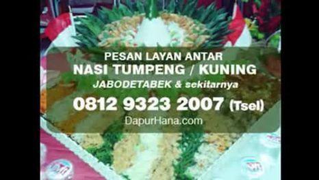 081293232007 (Tsel)   Pesan Nasi Tumpeng di Bekasi